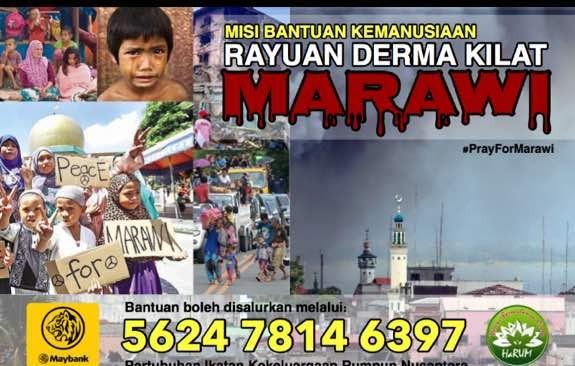 MARAWI HUMANITARIAN AID MISSION