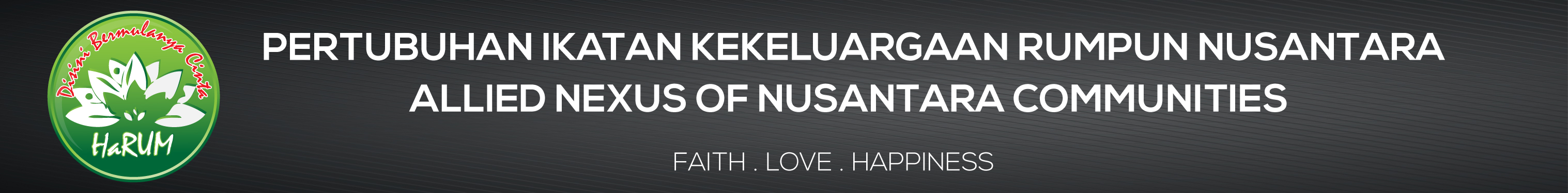Allied Nexus Of Nusantara Communities (HaRUM)