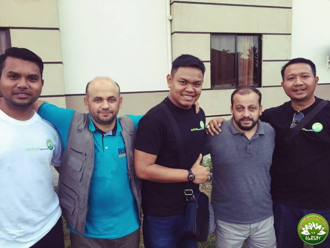 Pertemuan NGO RIBAT Dari Turki Di Cotabato, Filipina.