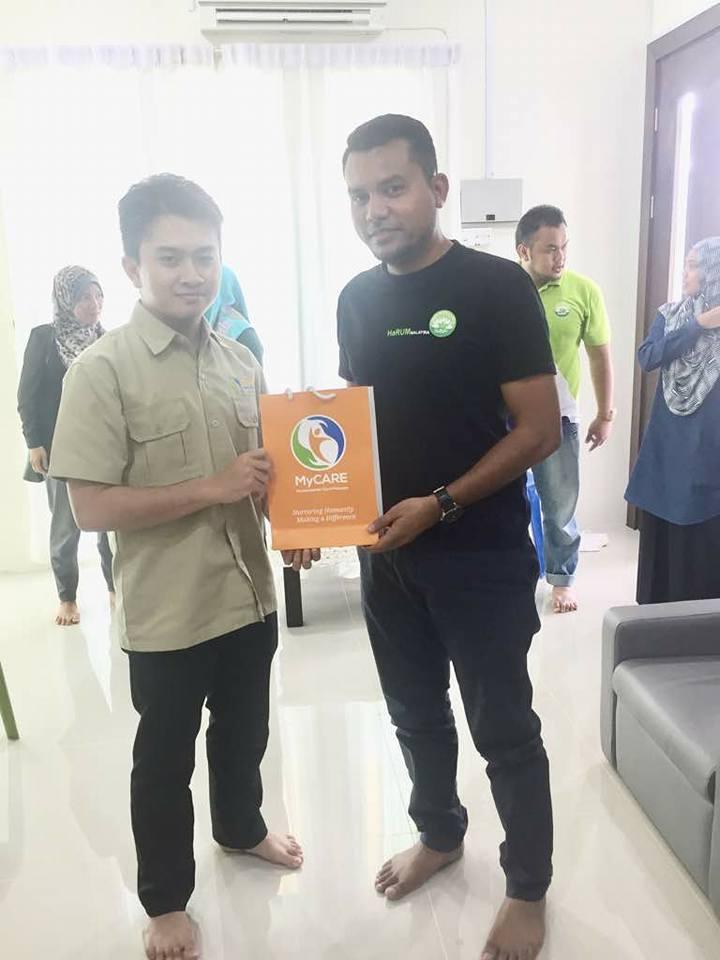 Melebarkan Sayap Bersama Mycare Dan Masyarakat Sarawak