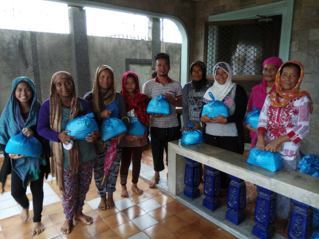 DAPUR RAMADHAN DISTRIBUTION IN THE PHILIPPINES