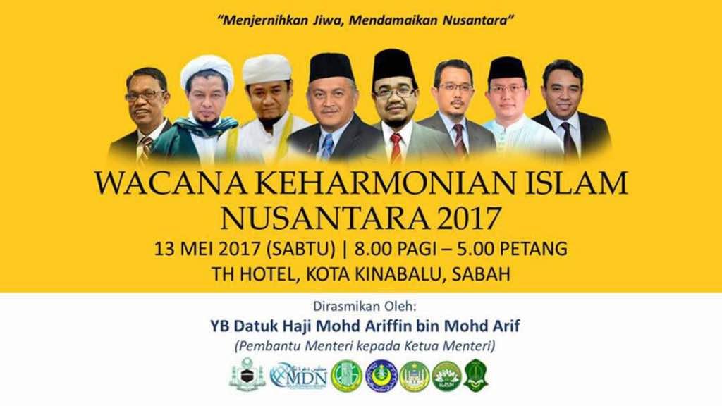 Wacana Keharmonian Islam Nusantara 2017