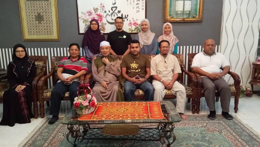 KERJASAMA HaRUM Dan YAYASAN DAKWAH ISLAMIAH MALAYSIA (YADIM) SABAH
