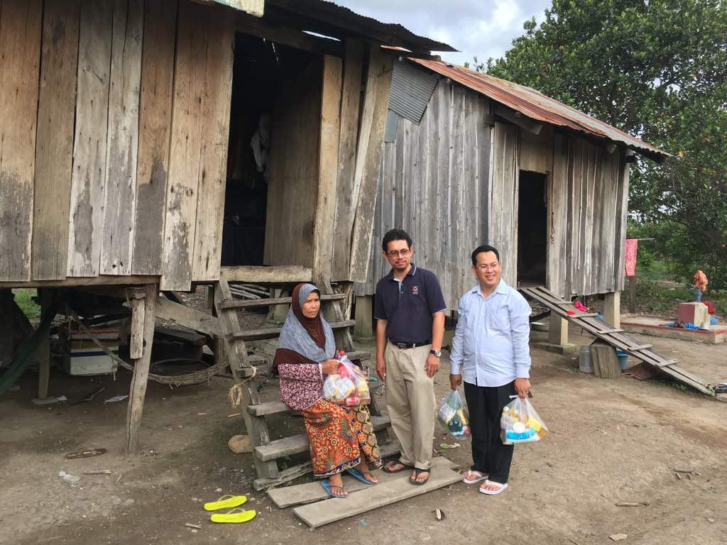 RAMADHAN KITCHEN AT CAMBODIA