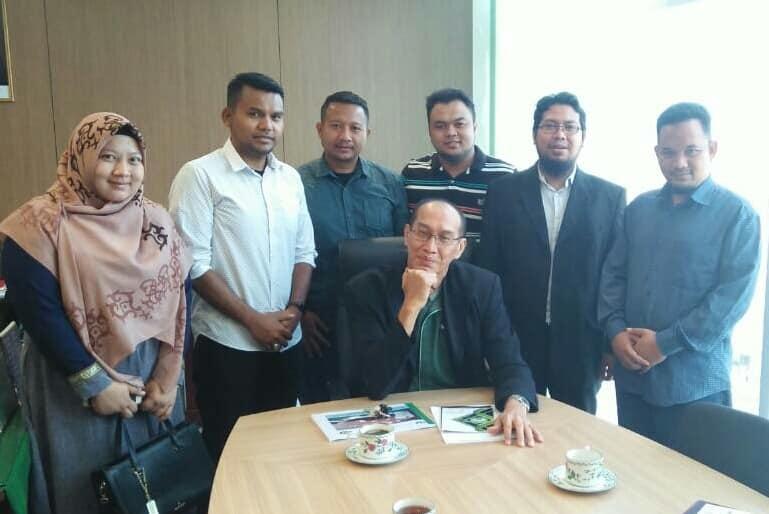 Kerjasama HaRUM Di Kuching Sarawak