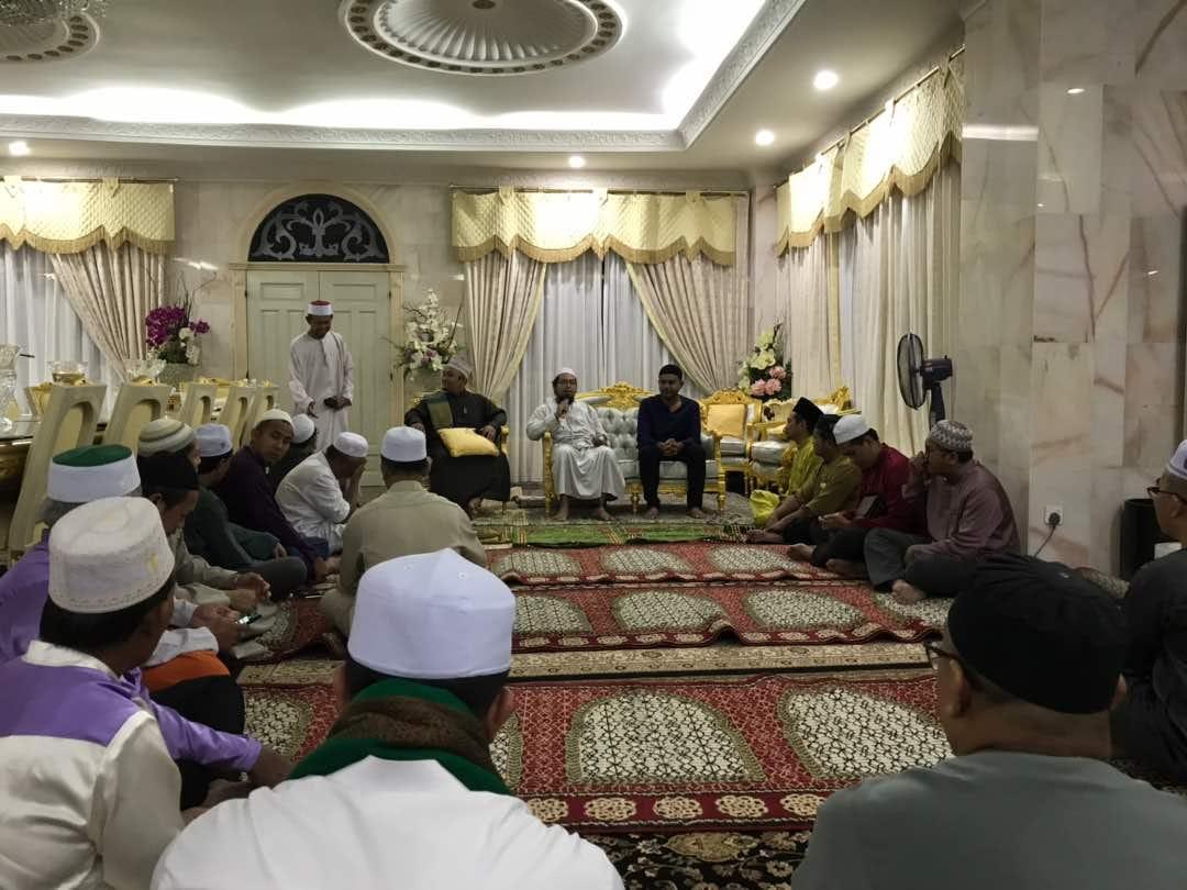 HaRUM Sarawak Bersama Keluarga Datuk Amar Hajjah Jamilah Bt HJ Anu