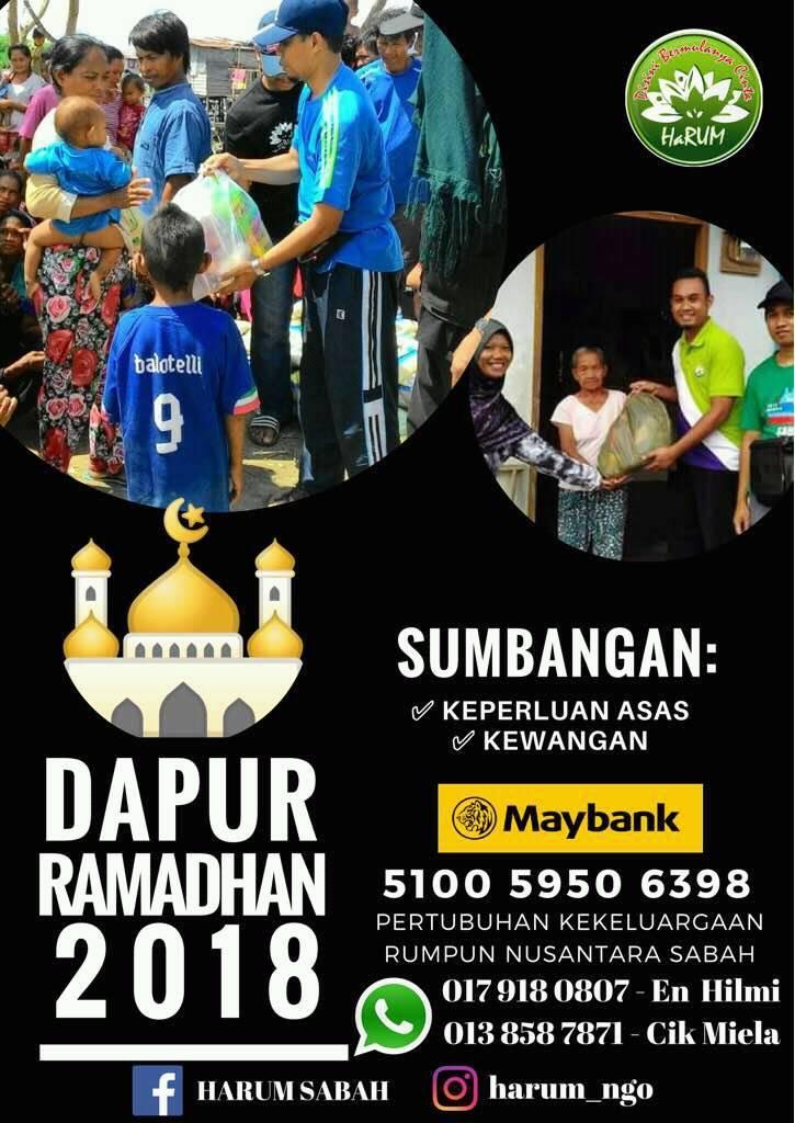 DAPUR RAMADHAN 2018