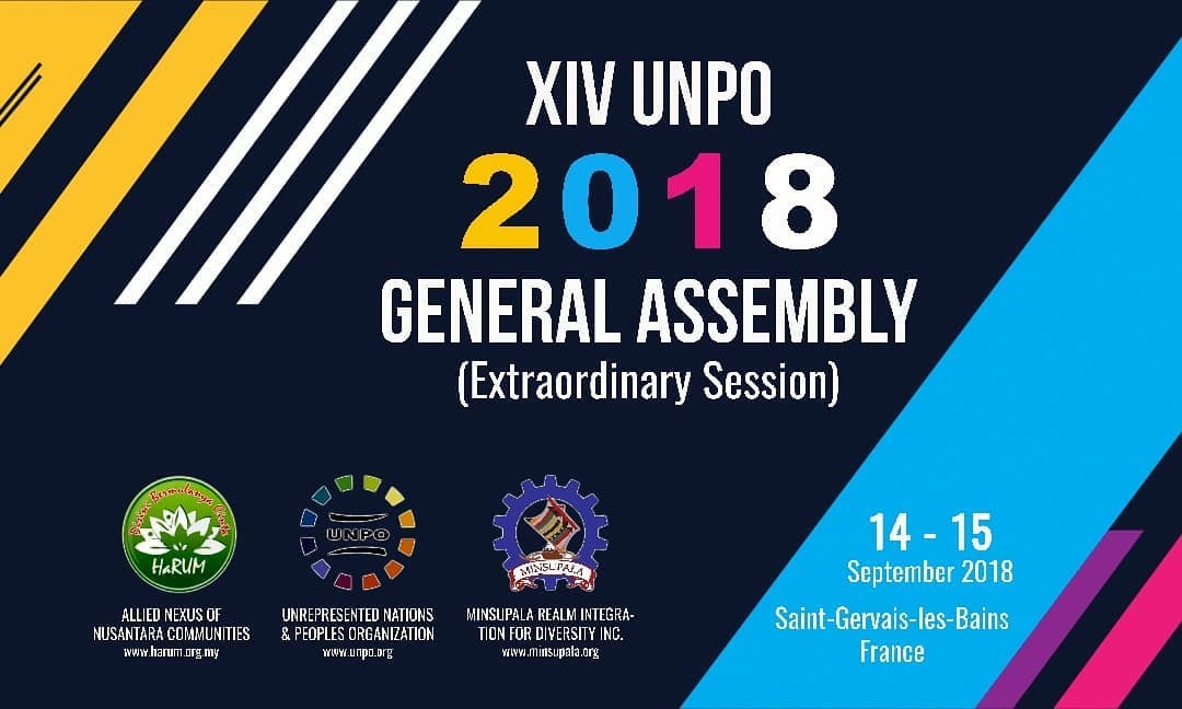 Persidangan UNPO Yang Ke-14