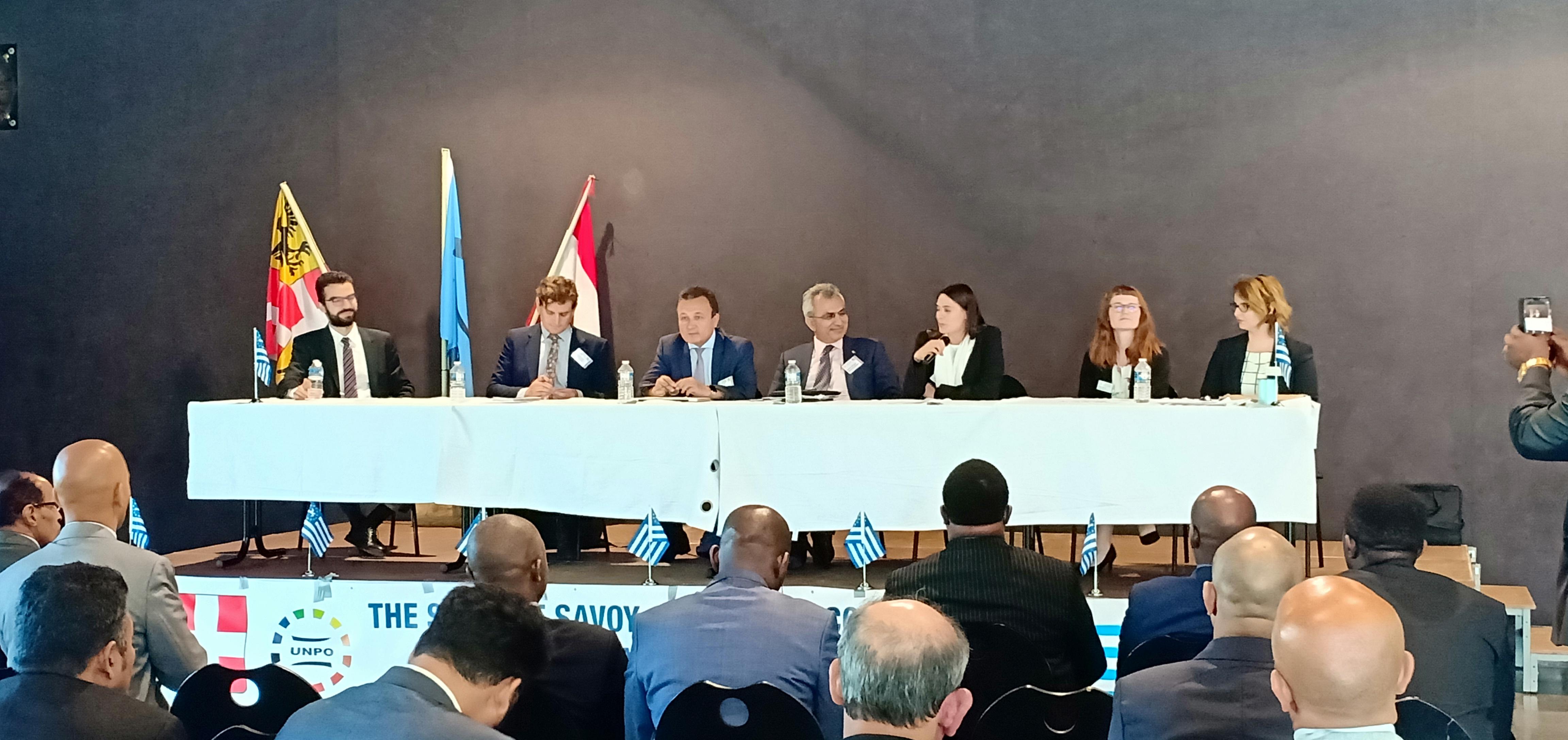 Hari Ke-2 Persidangan UNPO: Extraordinary Session
