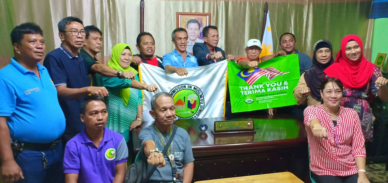 Hubungan HaRUM Dan National Commission On Muslim Filipinos (NCMF)