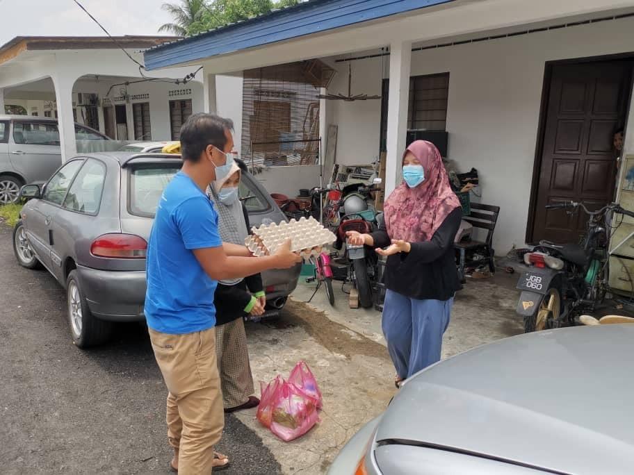 Bantuan Makanan Asas PKP Fasa Pertama