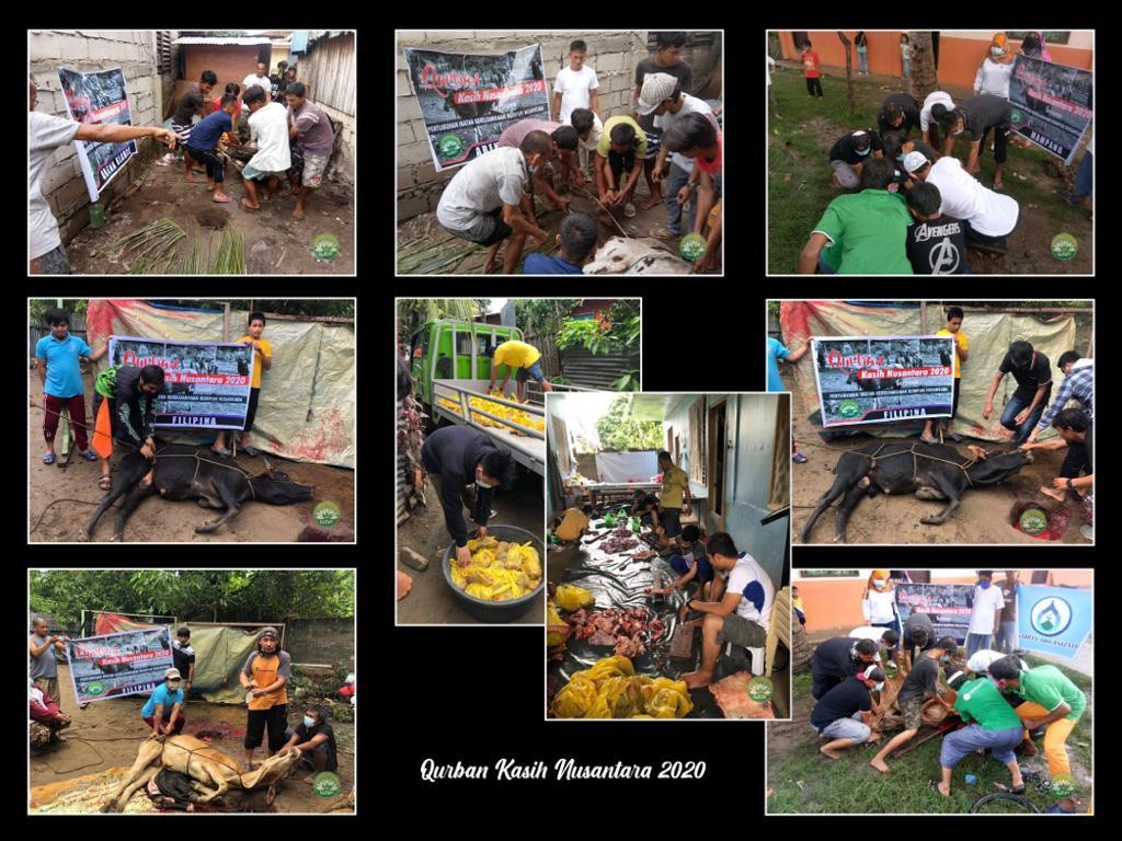 Misi Qurban Kasih Nusantara 2020
