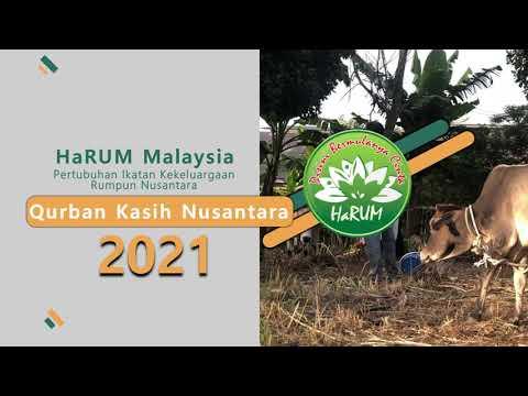Qurban Kasih Nusantara 2021 (Bahagian 2)