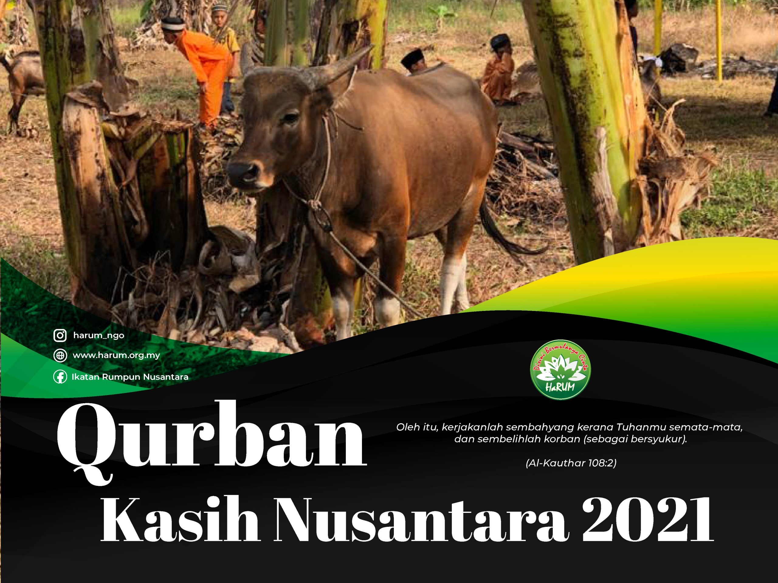 Qurban Kasih Nusantara 2021