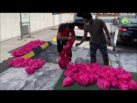 Bantuan Makanan Basah Di Kota Damansara